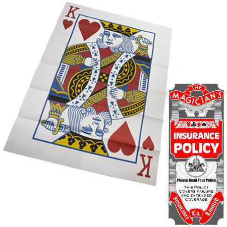 Magician's Insurance Policy