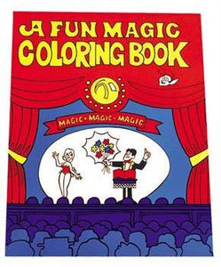 Mini Magic Coloring Book