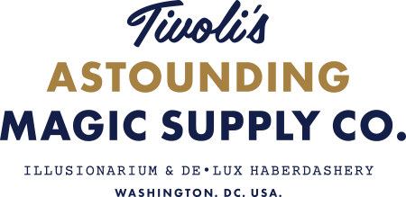 Tivoli's Astounding Magic Supply Co.