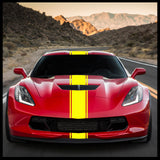 "7""x72"" Racing Stripes - Vinyl Decal for Car Truck JDM Import Euro (Various Colors)"