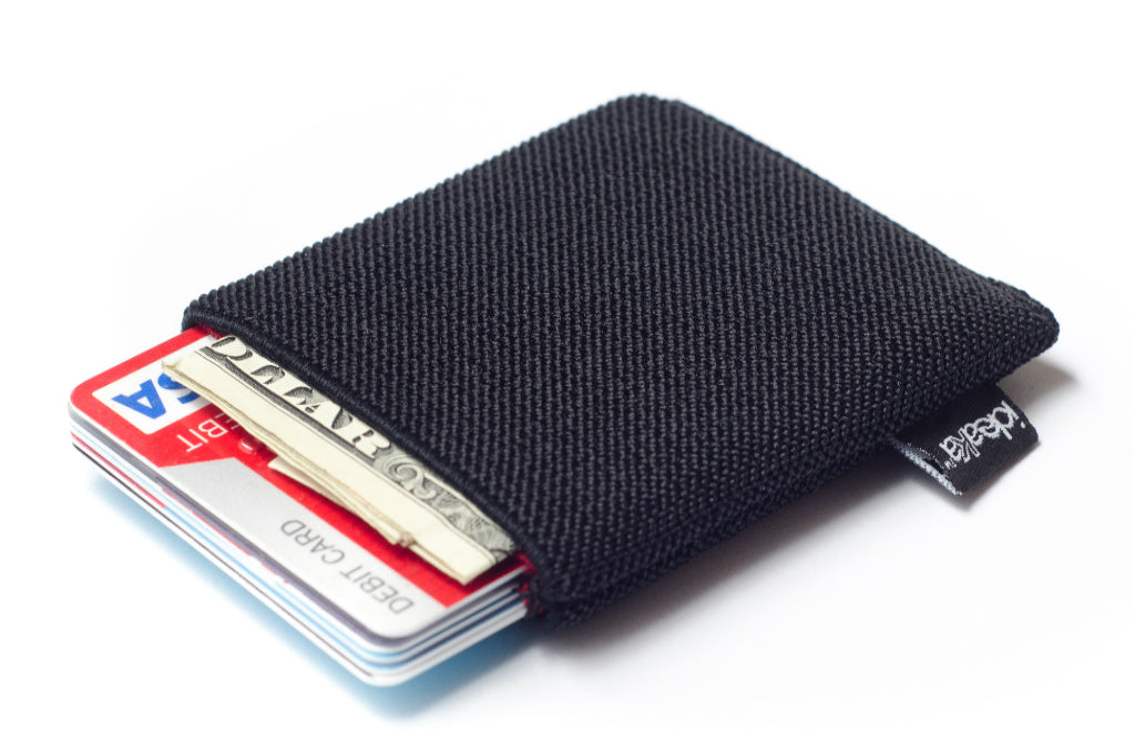 Stretch™ wallet Black