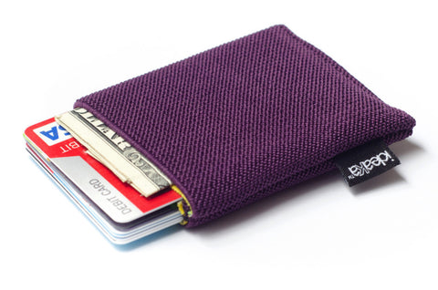 Stretch™ wallet Purple