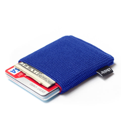 Stretch™ wallet Royal Blue