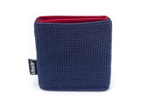 Stretch™ wallet Navy Blue