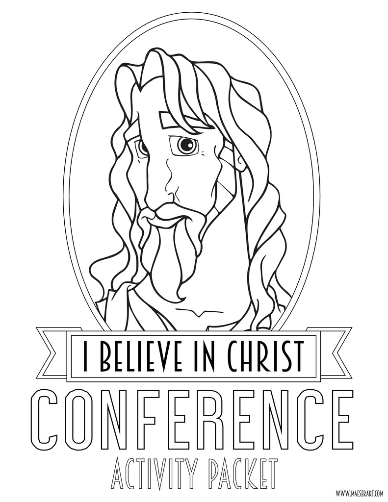 April 2019 General Conference Activity Packet
