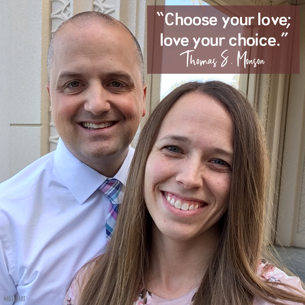 Choose Your Love. Love your Choice!