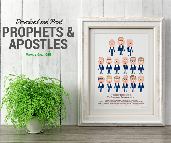 First Presidency and Quorum of the Twelve Apostle