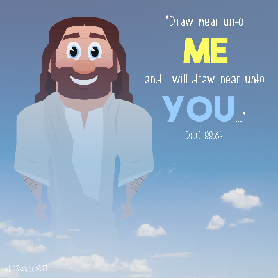 Quote: Draw near unto me and I will draw near unto you