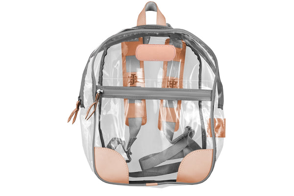 Backpack, Clear