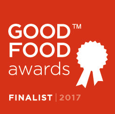 Tart Cherry and White Tea is a Good Food Award Finalist!