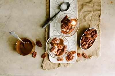 Spiced Pecans - 3 oz Bag