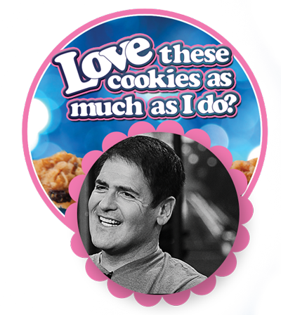 Mark Cuban Loves Alyssa's Cookies