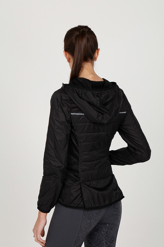 Light weight sports jacket Black XS