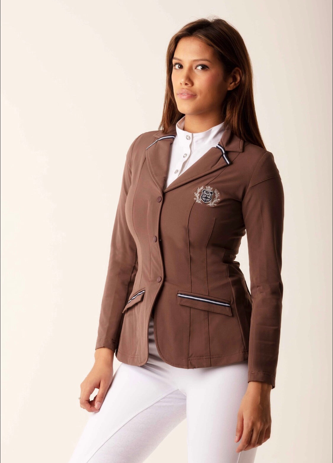Taupe show jacket
