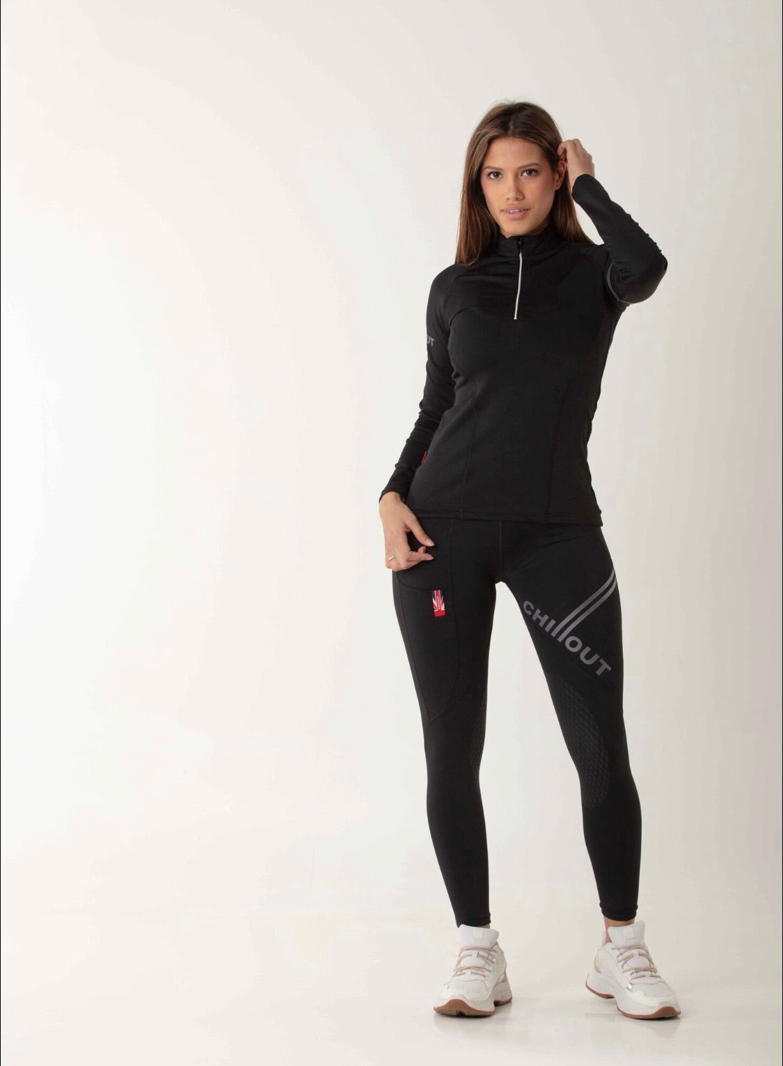 Extreme Base Layer Black/Grey