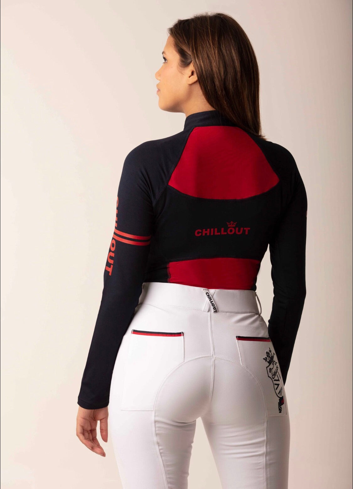 Extreme Base Layer Navy/Red