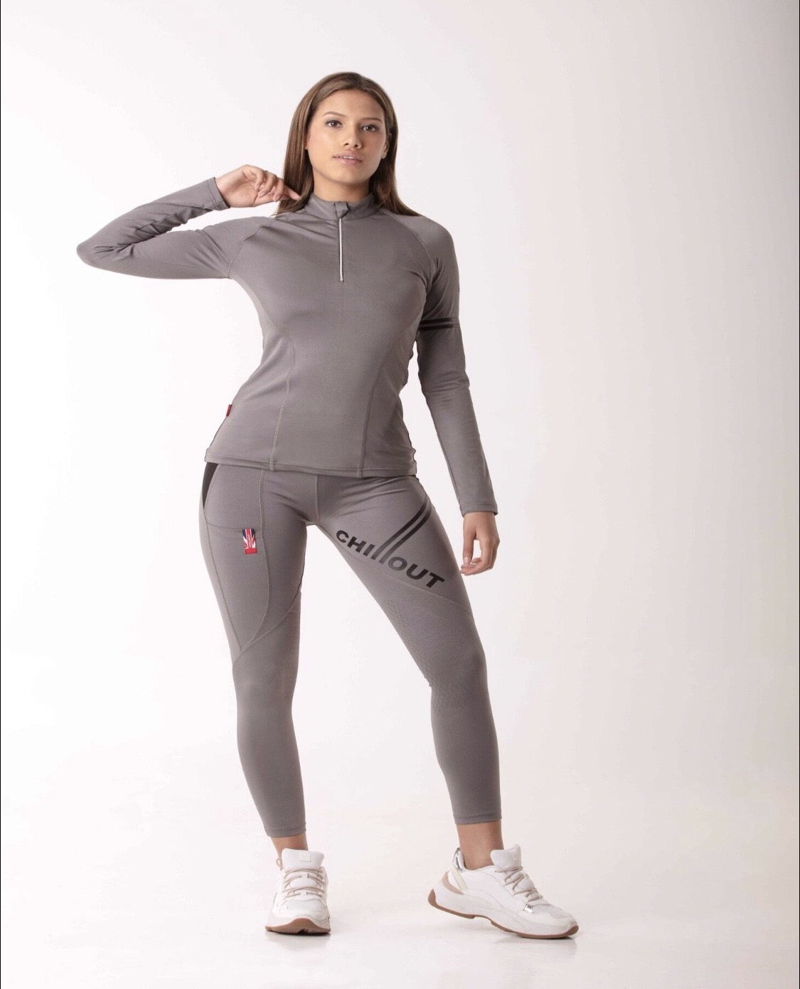 Extreme Base Layer Grey/Black