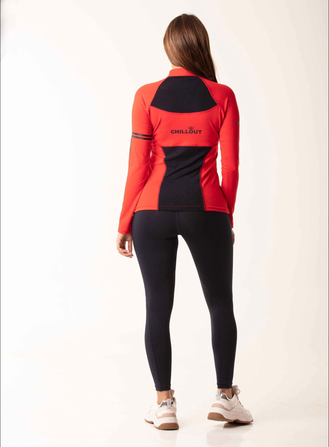 Extreme Base Layer Red/Navy
