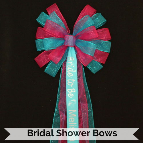Bridal Shower Bows