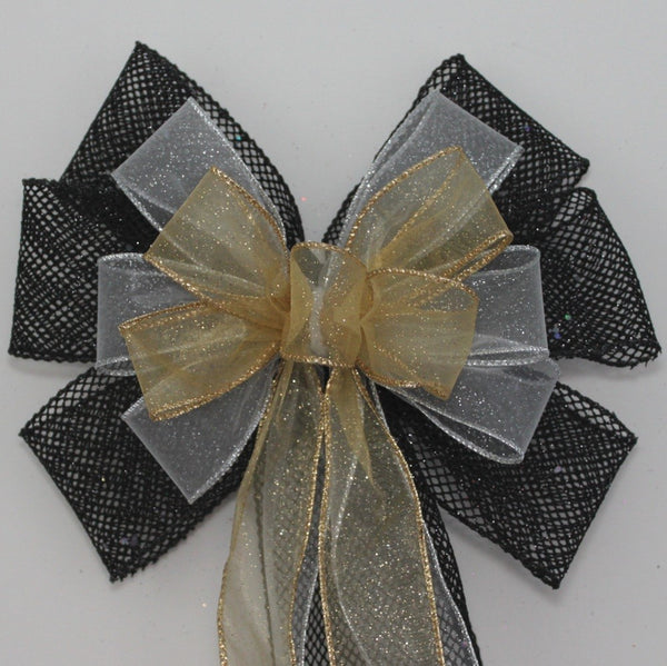 New Year's Eve Bows