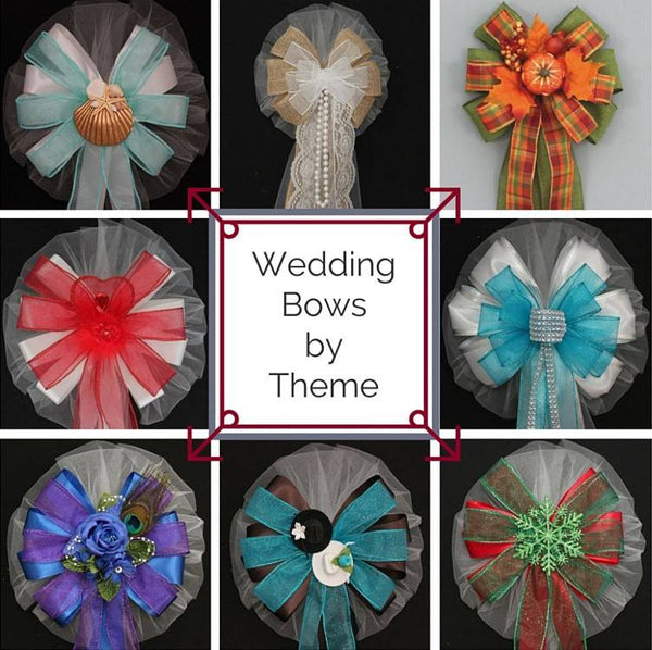 Wedding Bows by Theme