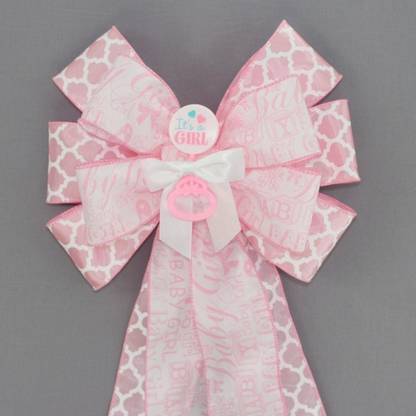 Baby Shower Bows