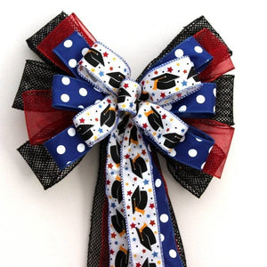 Graduation Cap Party Bow - Package Perfect Bows