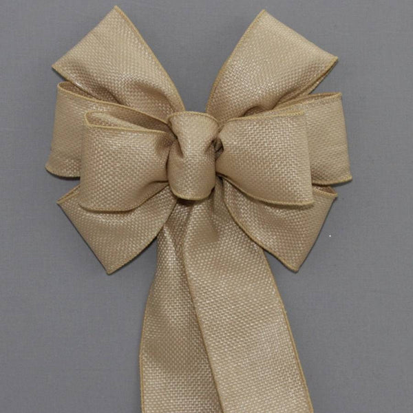 Natural Rustic Outdoor Bow - Package Perfect Bows - 1