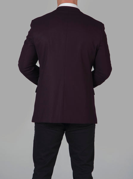 Manhattan Imperial Purple Blazer