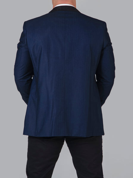 High Line Atlantic Navy Blazer