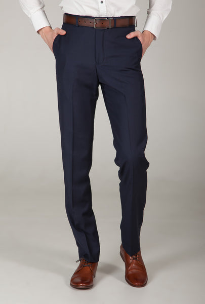 Empire Midnight Blue Dress Pant