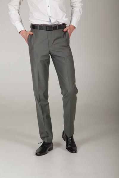 Empire Stone Grey Dress Pant