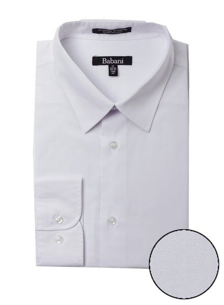 Wall Street Dress Shirt