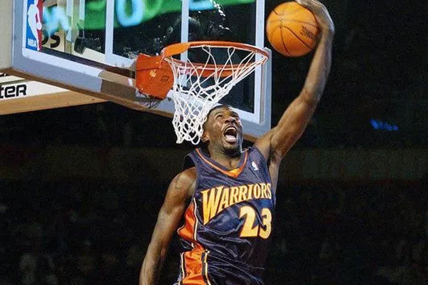 Jason Richardson talks about his most memorable dunks