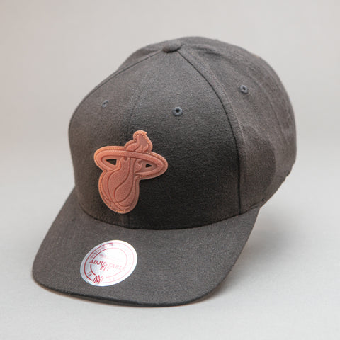 Miami Heat Gum Snapback Hat