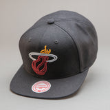 Miami Heat Neon Lights Snapback Hat
