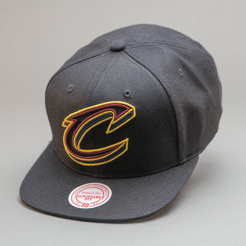 Cleveland Cavaliers Neon Lights Snapback Hat