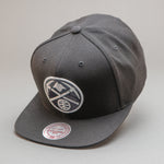 Denver Nuggets Dark Hologram Snapback Hat
