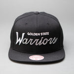 Golden State Warriors Special Script Snapback