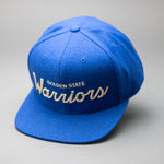 Golden State Warriors 20's All American Snapback Hat