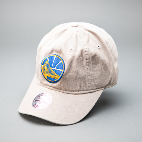Golden State Warriors Blast Wash Slouch Strapback