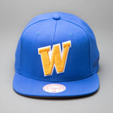 Golden State Warriors First Letter Snapback