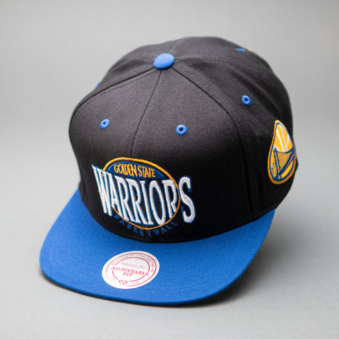 Golden State Warriors On The Spot Snapback