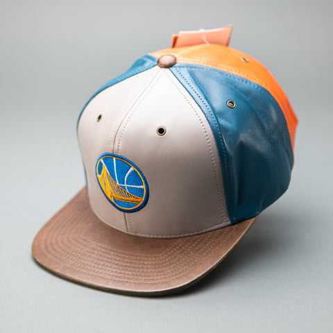 Golden State Warriors - Pinwheel Primo Strapback