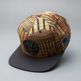Golden State Warroiors Blackflag Multicolor Snapback