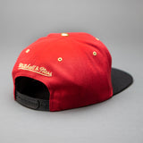 Cleveland Cavaliers HWC Gold Tip Snapback
