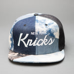 New York Knicks Denim Craze Snapback