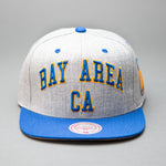 Golden State Warriors HWC Side Panel Cropped Snapback