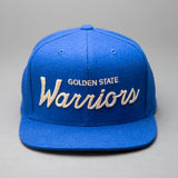 Golden State Warriors 20's All American Snapback