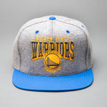 Golden State Warriors Nubuck 2-Tone Snapback
